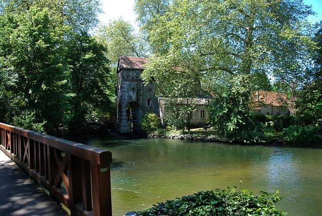 Le moulin des Bréchets