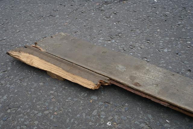 NER70 - floor planks