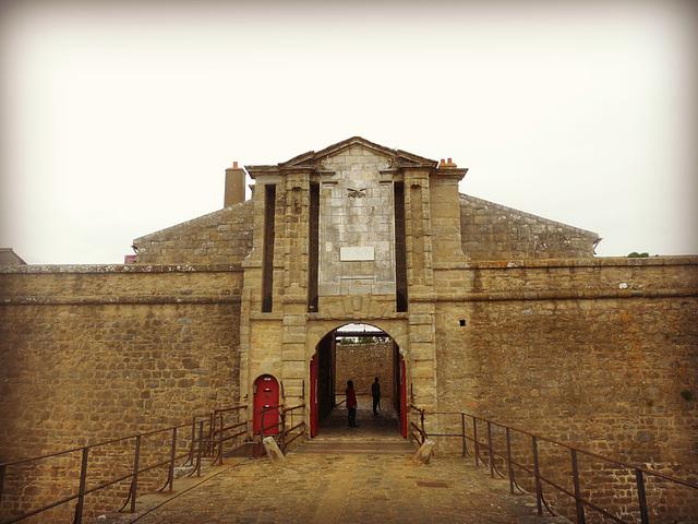 citadelle PORT LOUIS