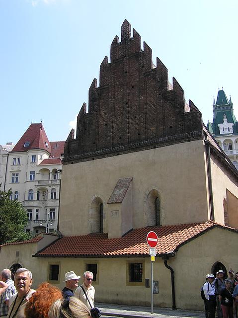 Die Synagoge in Prag