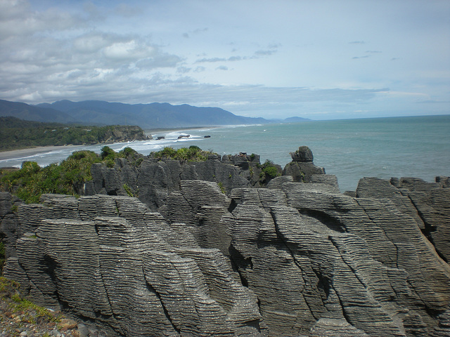 Punakaiki Pancakes Rocks