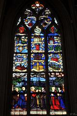 Les litanies de la Vierge - Eglise N.-D.-des-Marais à la Ferté-Bernard - Sarthe