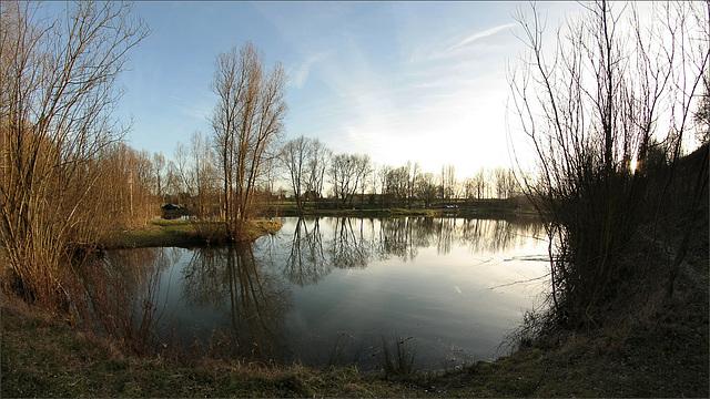Les étangs....