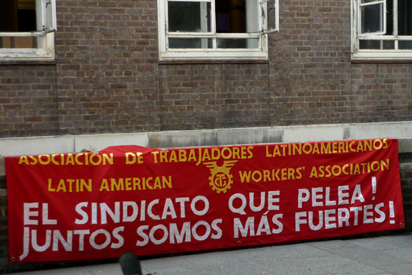 Latin American Workers Association