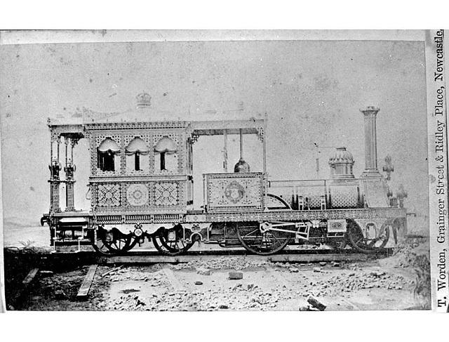 1001 - loco for rajah
