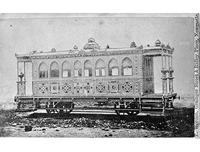 1001 - rajah carriage