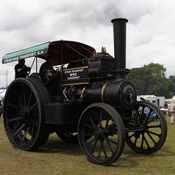 BT - Fowler 8726 at Corbridge (6-2011)