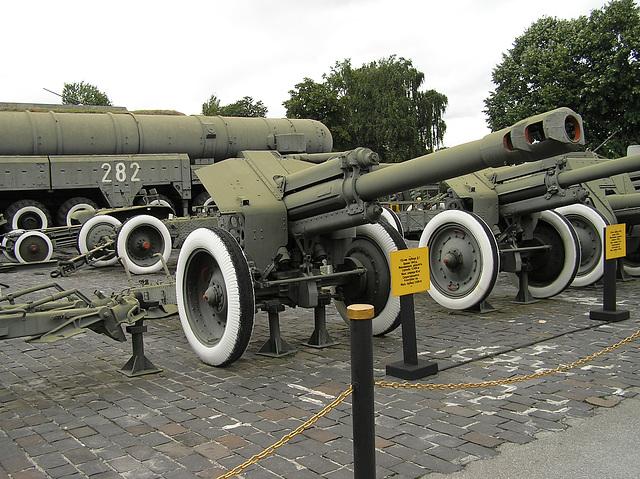 D-1 152-mm Haubitze