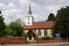 St Mary's Chigwell