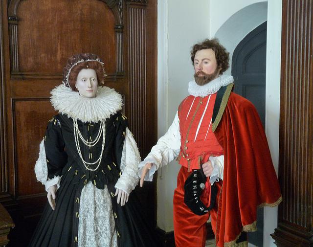 Buckland Abbey- Sir Francis and Lady Drake