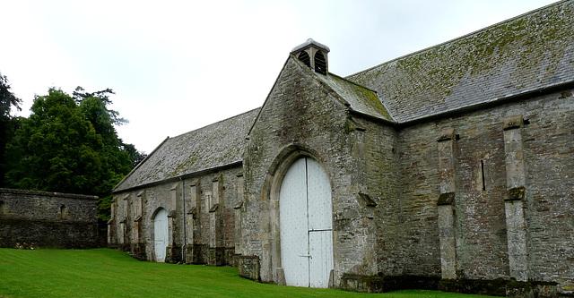 Buckland Abbey- The Great Barn