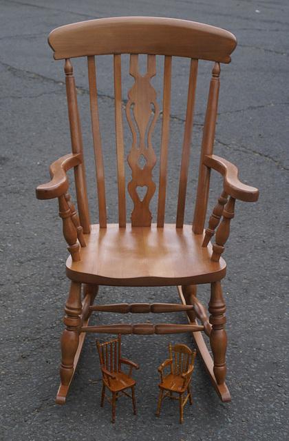 MSP - rocking chair plus