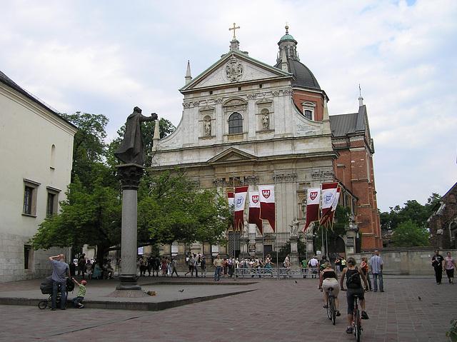 Kraków -- Kościół Św. Piotra i Pawła