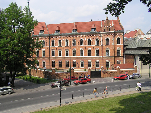 Kraków, Klasztor franciszkanów