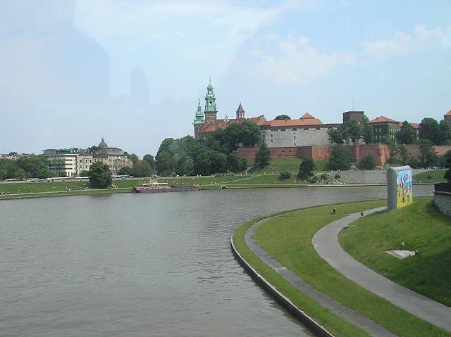 Kraków -- Wawel