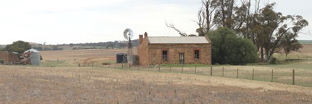 Old farm house, near Tarcowie