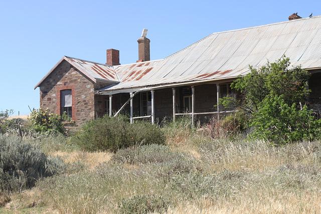 Abandoned house, Burra