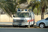 Oman 2013 – Chevrolet ambulance