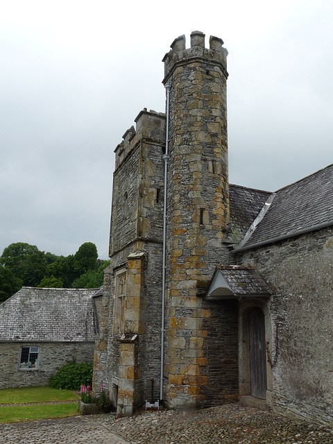 Turreted House- Buckland Abbey Estate