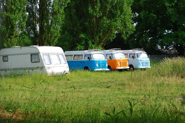 Camper & caravan park