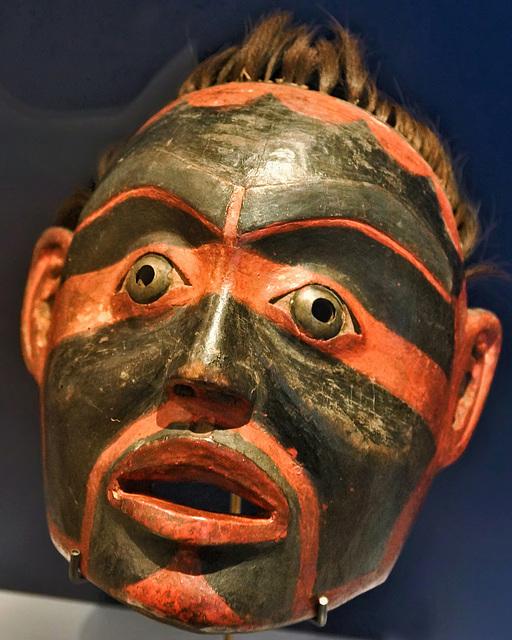 Tsimshian Mask – Royal Ontario Museum, Bloor Street, Toronto, Ontario