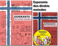 Norvega eldono de Esperanto per rekta metodo
