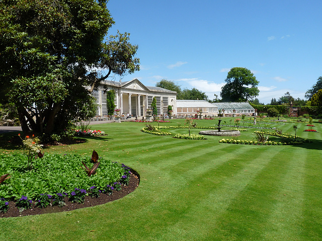 Bicton House and Gardens