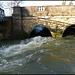 torrent at Osney Bridge
