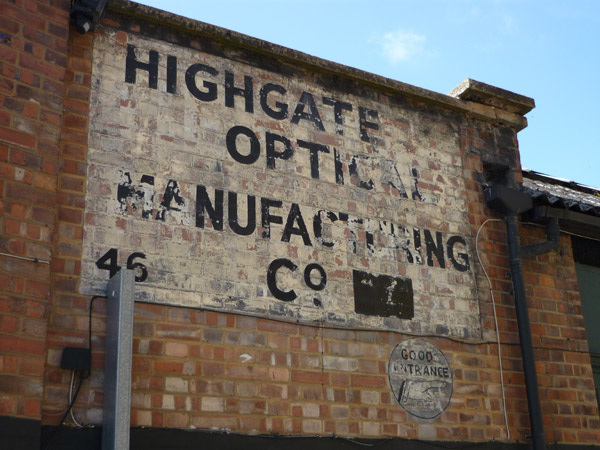 Highgate Optical Manufacturing Co