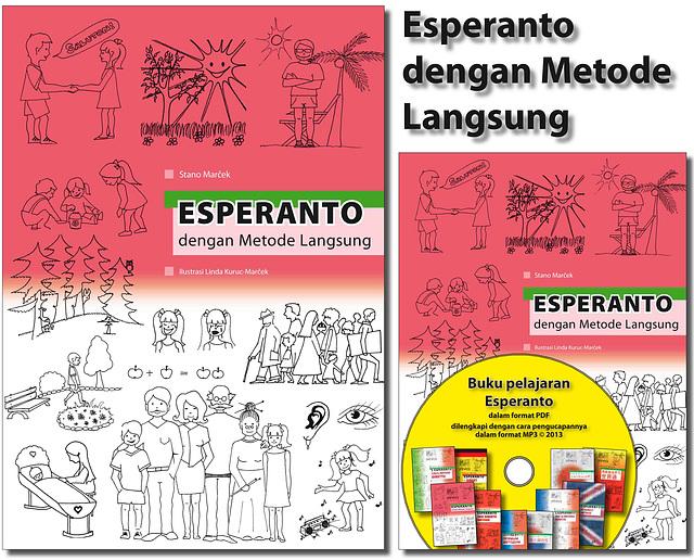 Indonezia eldono de Esperanto per rekta metodo