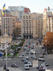 Kiew. Michajlowskajastr