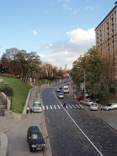 Institutskajastraße