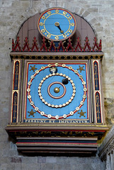 Exeter Cathedral- Astronomical Clock