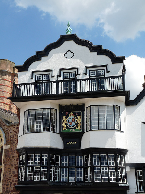Mol's Coffee House, Cathedral Close, Exeter