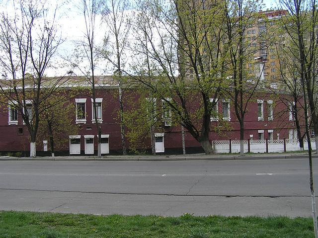 Kiew-Festung. Turm №3