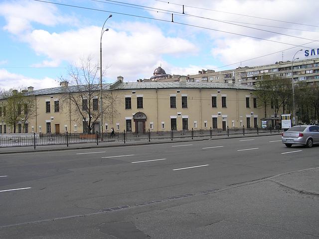 Kiew-Festung. Turm №2