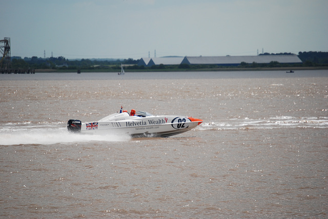 P1 Powerboat Racing