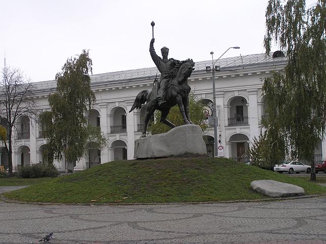 Sagajdatschnij Denkmal