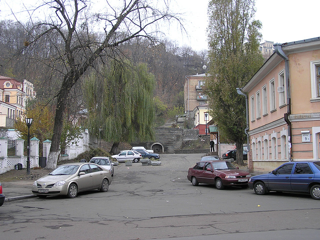 Kiew -- Podol