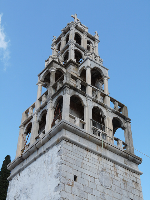 Churchtower, Yialos