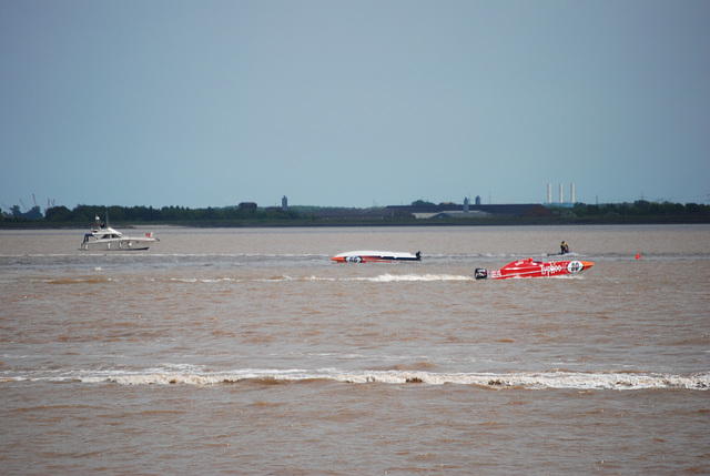 P1 Powerboat Racing