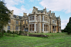 Revesby Abbey, Lincolnshire