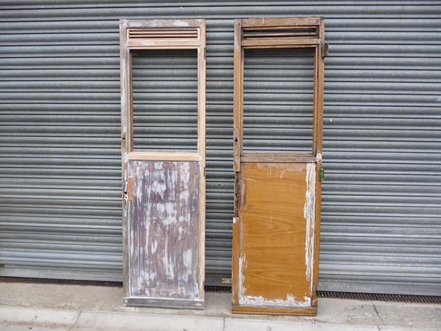 BM FC - doors front