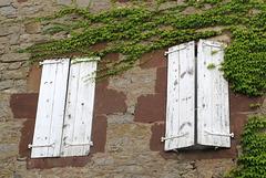 La Canourgue (Lozère, région Languedoc-Roussillon, France)