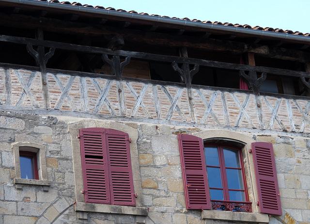 Figeac, Lot, Midi-Pyrénées, France