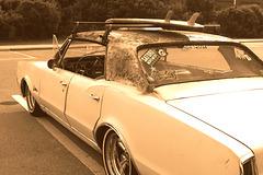 Surfer's car, 2