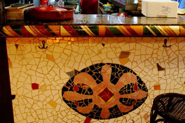Market mosaic