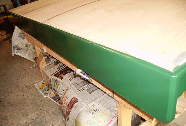 A&P - green gloss