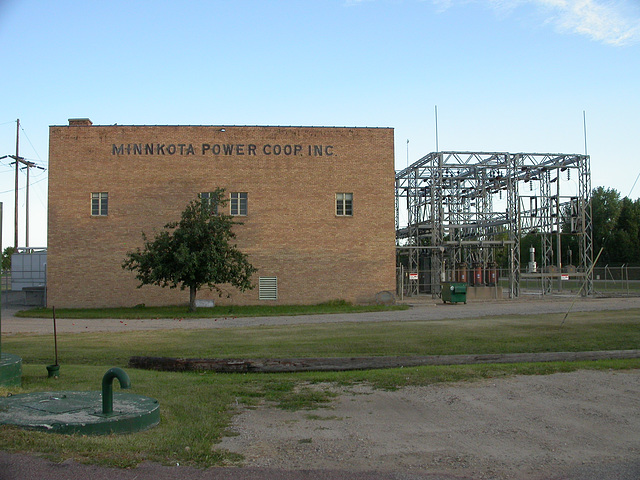 Minnkota Power Coop - Harwood, ND