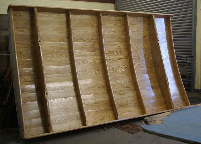 A&P - varnished